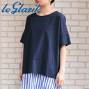 LE GLAZIK type writer cross pullover shirt Lady's (2015 spring/summer)