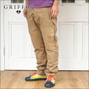 GRIFFINARCHBACK PANT (GFW25) 30%OFF!!