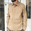 GRIFFIN MILITARY OVERSHIRT ( GFW40 ) 30 Sierra