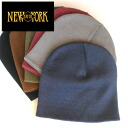 NEWYORKHAT cotton knit Cap