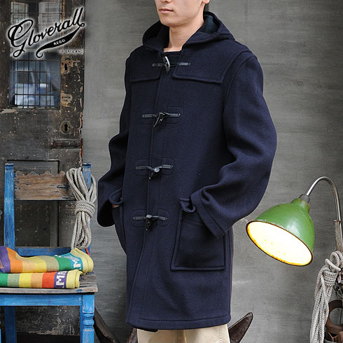 TROPHY | Rakuten Global Market: GLOVERALL Duffle coat Men&39s 20 Sierra