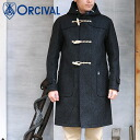 Orcival Duffle long coat (fall 2013/winter mens) ( RC-8413 WMT )
