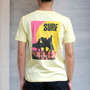 Hub Spoke JOHN VAN HAMERSVELD SURF short sleeve T shirt