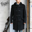 GLOVERALL Duffle coat Men's (fall 2014)
