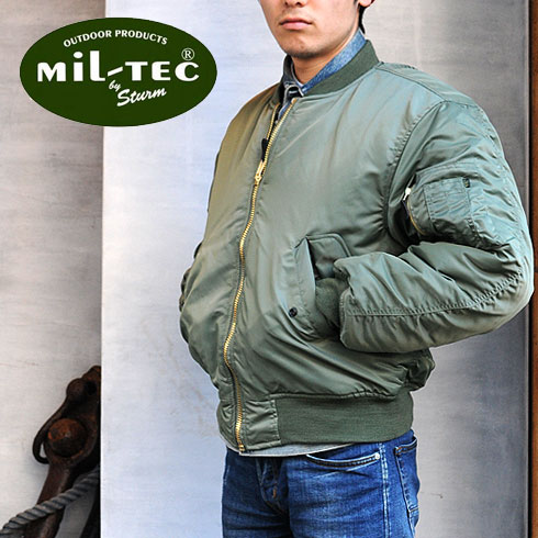 Mil Com Ma1 Flight Jacket - Coat Nj