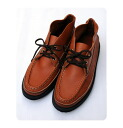 RUSSEL MOCCASIN Sporting Clays Chukka/French Calf ( 4597 )