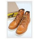 "RED WING 6 ""CLASSIC MOC Irish Setter ( 9875 )"