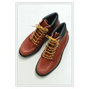 RED WING Super Sole Moc-Toe ( 8804 )