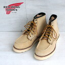RED WING CLASSIC WORK/MOC TOE Ladies size