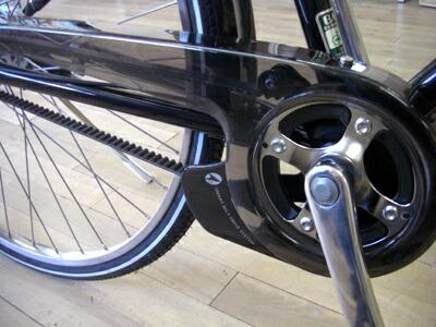 ... ベルト車のお手入れ:自転車の