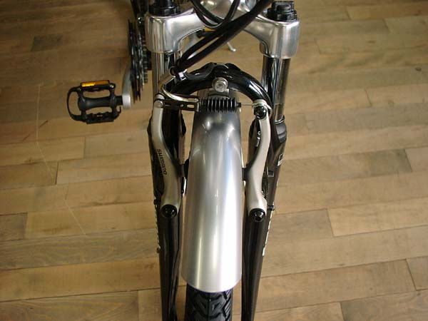 自転車の 自転車 ブレーキレバー 調整 方法 : ブレーキレバーを握ったとき ...
