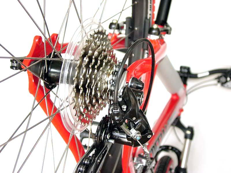 自転車の 自転車 ギヤ ワイヤー 交換 : ... 車輪の脱着:自転車のトライ