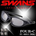 SWANS FOUR-C-P FC-0051 MBK ◇ FOUR-C series ◆ polarizing lens model ♪ swans sunglasses