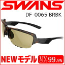 Swans sports sunglasses SWANS sunglasses DAY OFF DF-0065 BRBK men's popular new polarized lenses
