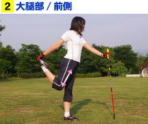 2:大腿部/前側