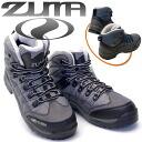 하이킹 이나 가벼운 등산을 즐기는 등산 신발 ♪ 중간 가기 ◇ 트레킹 슈즈의 ZM-200WP 블랙/라이트 블루 ◆ ZUMA [ツマ] 10P12Sep14