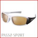 Swans sports sunglasses SWANS sunglasses HR-0056 W/BR mens popular polarized lenses