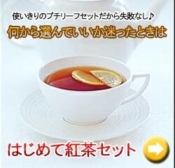 はじめての紅茶おすすめページへ