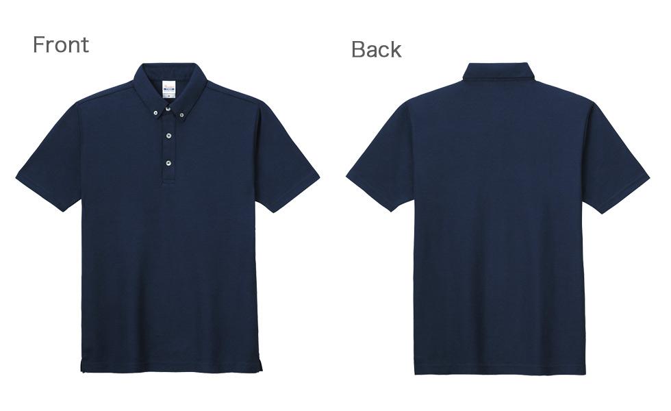 Printstarベーシックラインポロシャツ