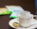 Decaffeinated coffee Decaffeination of 3 100 Cup of decaffeinated coffee [, Colombia 50 Cup 25 Cup of mocha and Bali 25 Cup] Tsuji this coffee decaffeinated drip coffee limited