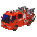 Sound pump fire truck