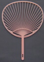 40 round fan bone pink regulation sizes