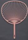 40 round fan bone pink regulation sizes