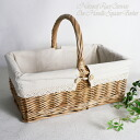Racing canvas with natural one handle baskets square 35 x 20 x h25 (including handle)