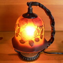 Scree wind lamps hanging type 1 arm pretty rose compact 14 x h19