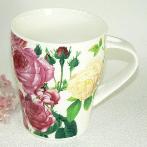 ローズマグカップ