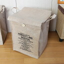 "30*28* storing box ""BOSTON"" (newspaper stock storage) h40 with the jute news paper box cover"