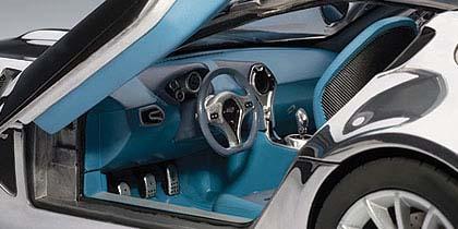 73071 1/18 ダイキャストモデル フォード シェルビー GR-1 コンセプト (アルミニウム)【通販市場】