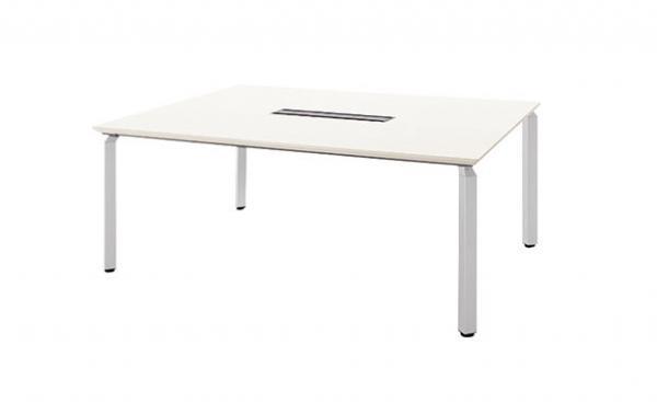 型会议桌(星期型)与接线盒