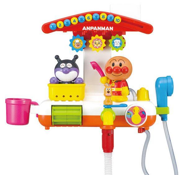 Anpanman Bath Toys
