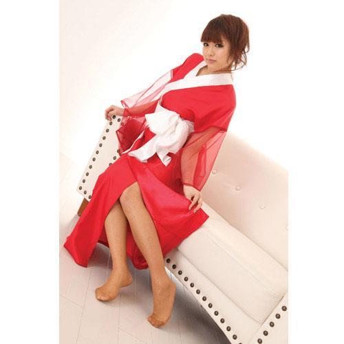成年红龙性感和服