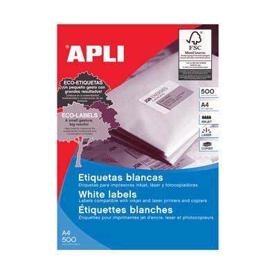 APLI多A4标签10560 乐天市场网购日本时尚 -500枚27画APLI多A4标