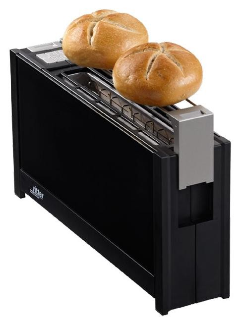 alzamas rakuten global market toaster very stylish and slim and fs04gm. Black Bedroom Furniture Sets. Home Design Ideas