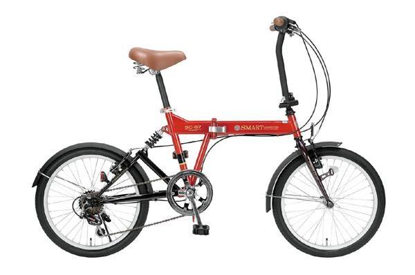 自転車 SC-07 折畳自転車 ...