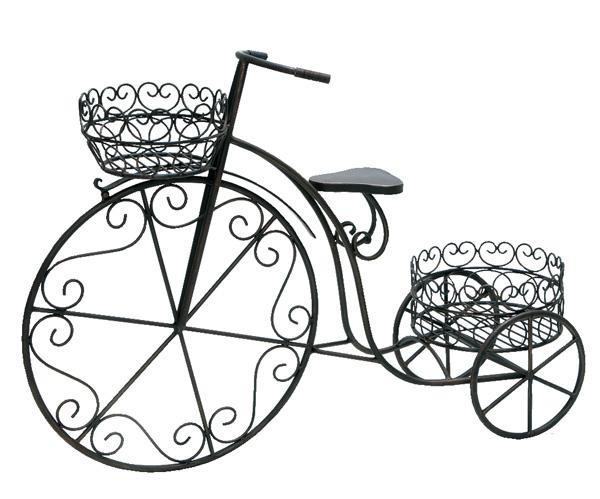 简笔画 手绘 线稿 自行车