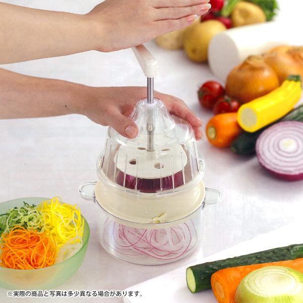 野菜調理器クルル本体