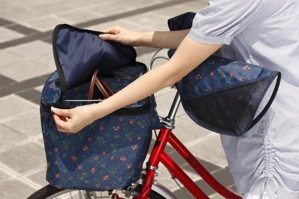 自転車の 雨の日 自転車 荷物 : 楽天市場】【送料無料】自転車 ...