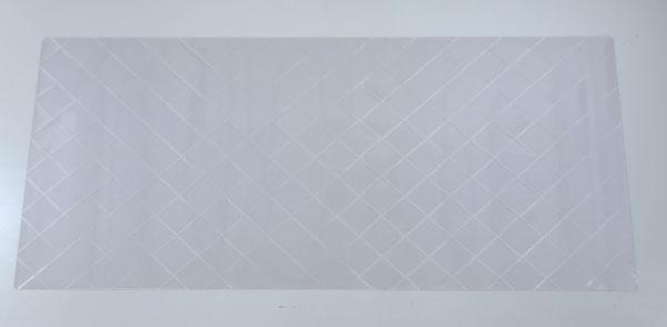 Dpfダイヤプラスフィルム キッチン床面保護マット クリスタルダイヤ