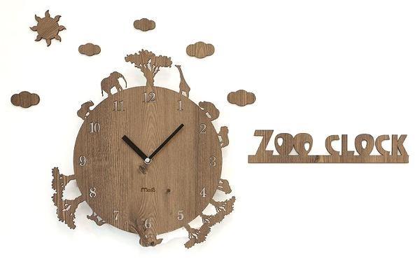 设计大量的动物如大象和长颈鹿的手表是完美的礼物 !