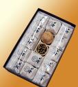 [Kanazawa and tsukuda's Tsukudani] Kaga shiramine 15 pieces