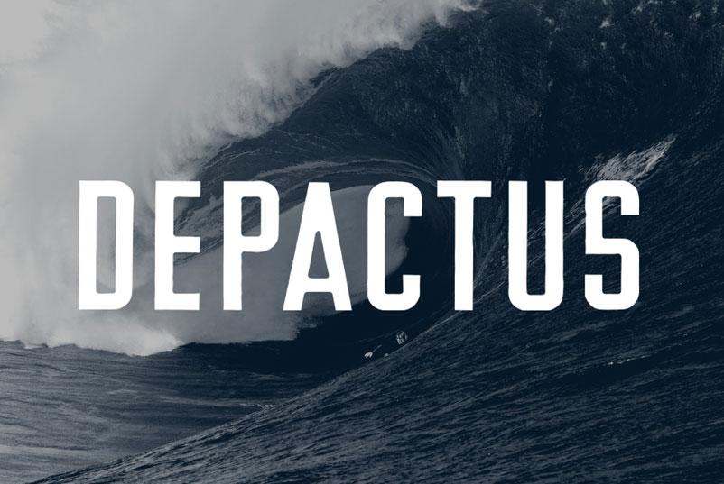 DEPACTUS(ディパクタス)/Tシャツ/キャップ/サーフブランド/パーカー/ボードショーツ