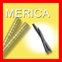 "America eyebrow pencil ""KEEP"" 1 way (brush liquid) type"