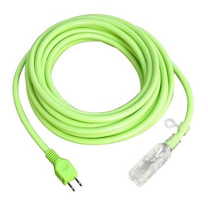 光るタップコード グリーン 長さ:10M HE-1510-G