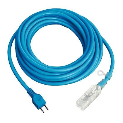 光るタップコード ブルー 長さ:10M HE-1510-B