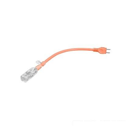 光るショートタップ オレンジ 長さ:30cm HE-1503-OR