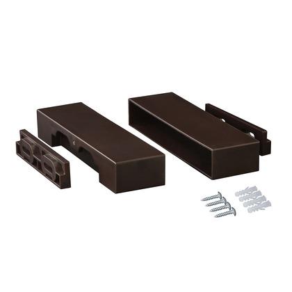 1×6棚受 ブロンズ 4x2.4x14.6cm DXB-32 1 セット